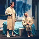 Con Gabriele Cirilli nella mia prima commedia teatrale POSSO RIDERE ANCH'IO?